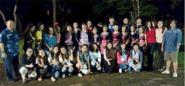 Hmong Lodge wins Chiang Mai KTC award