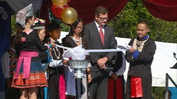 Hmong community celebrates 40-year milestone