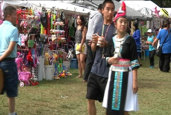 Hmong New Year festival celebrates heritage