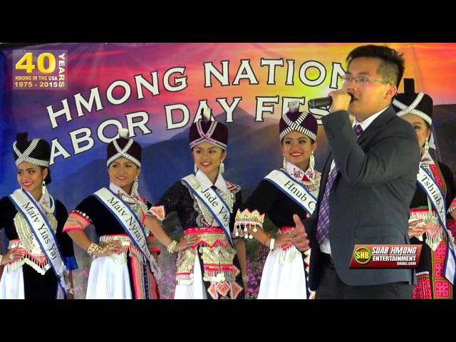 SUAB HMONG E-NEWS:  Kouser Yang sings for the 2015 Miss Hmong Wisconsin Teen Pageants