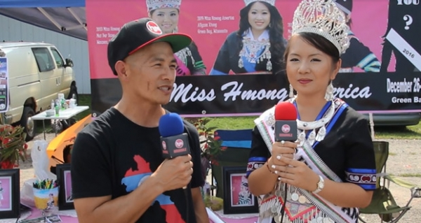 Miss Hmong America 2015