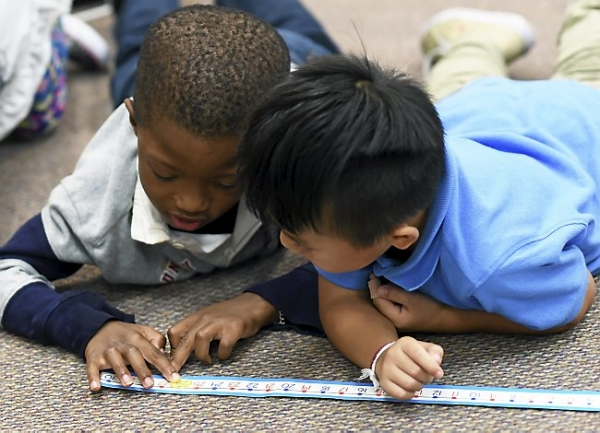 Success is a little harder to see at schools such as Phalen Lake Hmong Studies Magnet in St. Paul. The elementary is one