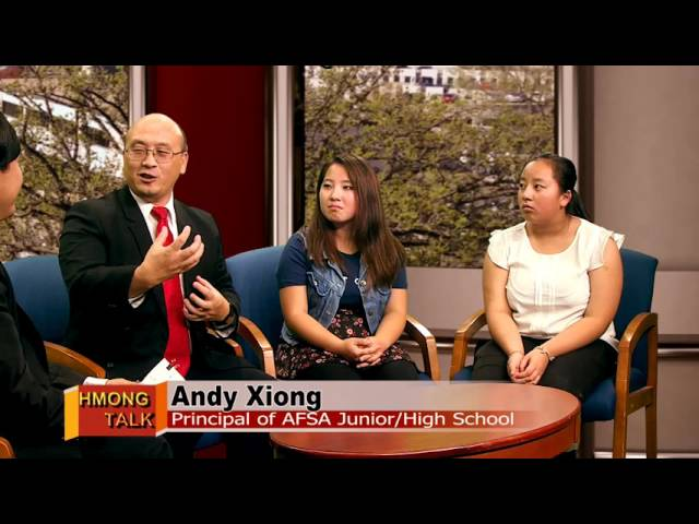 HMONGTALK: Find out what is being taught at AFSA High School?