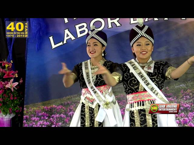 SUAB HMONG E-NEWS:  Nkauj Hmoob USA dance opening the 2015 HNLF in Oshkosh, WI