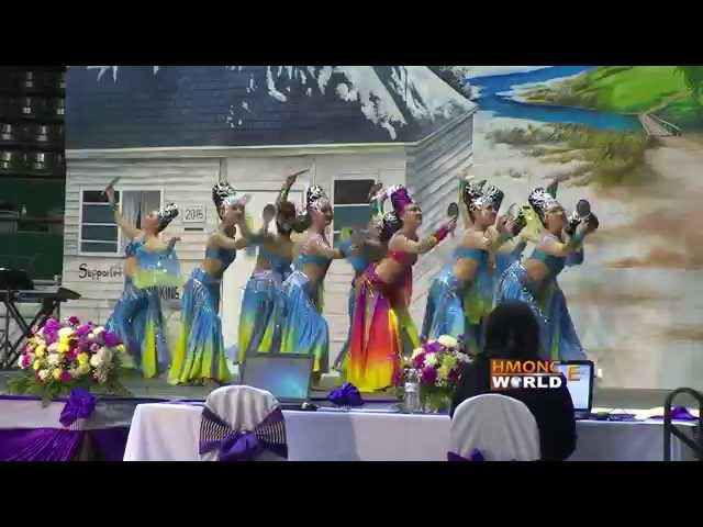 HMONGWORLD ET: MULAN, Hmong Dance Group, ROUND 1 COMPETITION AT HANY 2015-16