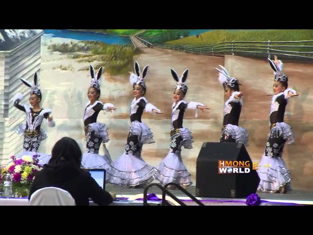 HMONGWORLD ET: FIREFLIES 2015-16, HMONG DANCE GROUP, COMPETED AT HANY - ROUND1