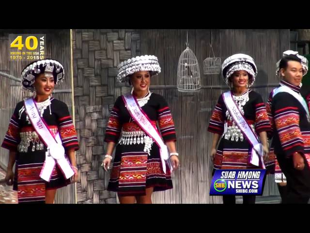 SUAB HMONG NEWS:  Day one 2015-16 Hmong American New Year - 10/24/2015
