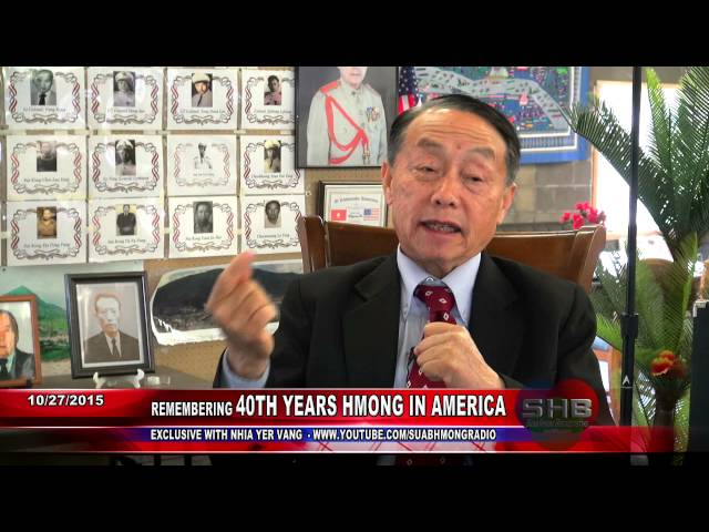 SUAB HMONG NEWS: PART 1 - Exclusive with Former Captain WaMeng Lee | 40th YEARS HMONG IN AMERICA