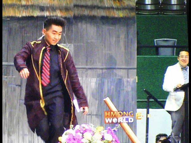 HMONGWORLD ET: TSHEEJ XYOOJ, TALENT ROUND, Prince Charming Competition 2015-16 HANY