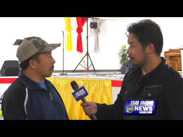 SUAB HMONG NEWS:  Pre-Show 2015-16 Arkansas Hmong New Year - 10/30/2015