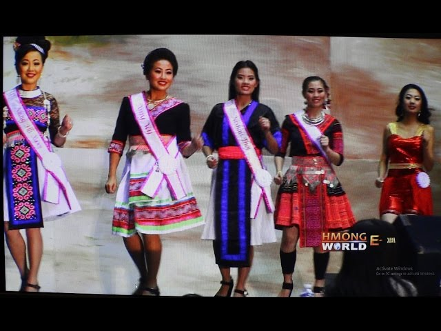 HMONGWORLD ET: TALENT ROUND, MISS HMONG AMERICAN & PRINCE CHARMING 2015-16